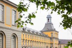 Universiteit in Bonn Royalty-vrije Stock Afbeeldingen