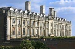 Universiteit de universiteit van van Cambridge, Clare Royalty-vrije Stock Foto's