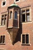 Universiteit in Krakau, Collegium Maius Royalty-vrije Stock Foto's