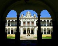 Universiteit van Ãvora II royalty-vrije stock afbeeldingen