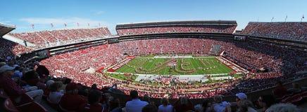 Universiteit van Alabama Gameday Royalty-vrije Stock Afbeeldingen