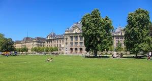 Universiteit van Bern Stock Afbeeldingen