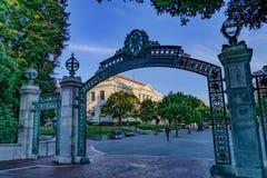 Universiteit van Californië Berkeley Royalty-vrije Stock Afbeeldingen