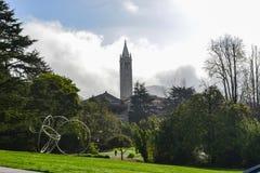 Universiteit van Californië, Berkeley Campus royalty-vrije stock foto