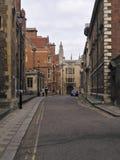 Universiteit van Cambridge in het Verenigd Koninkrijk stock foto's