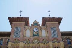 Universiteit van Cordoba in Spanje stock foto's