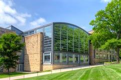 Universiteit van de Bouw van de de Wetsschool van Wisconsin Royalty-vrije Stock Afbeelding
