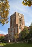 Universiteit van de Heuvel van Tennessee stock foto