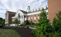 Universiteit van de Universitaire Universiteit van Maryland Royalty-vrije Stock Afbeeldingen