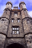 Universiteit van Edinburgh Stock Afbeeldingen