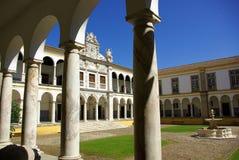 Universiteit van Evora Stock Afbeeldingen