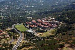 Universiteit van Kaapstad Stock Foto