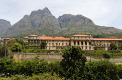 Universiteit van Kaapstad Stock Afbeeldingen