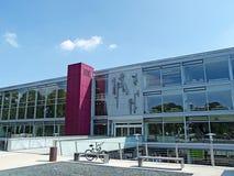 Universiteit van Marburg Stock Foto