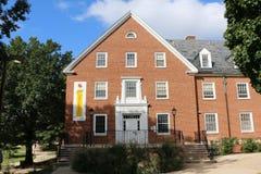 Universiteit van Maryland royalty-vrije stock foto
