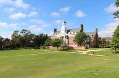 Universiteit van Maryland Royalty-vrije Stock Afbeeldingen