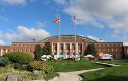 Universiteit van Maryland royalty-vrije stock fotografie