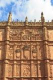 Universiteit van Salamanca Royalty-vrije Stock Fotografie