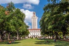 Universiteit van Texas Stock Foto's