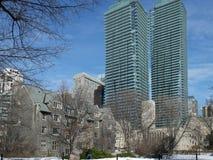 Universiteit van Toronto Stock Foto's