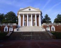 Universiteit van Virginia Royalty-vrije Stock Foto