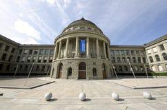 Universiteit van Zürich Stock Foto's
