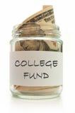 Universiteitsfonds royalty-vrije stock foto's