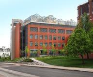 Universiteitsplaats Royalty-vrije Stock Foto's