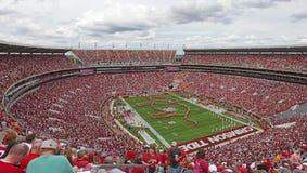 Universitet av Alabama Gameday Fotografering för Bildbyråer