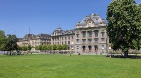 Universitet av Bern Royaltyfri Fotografi