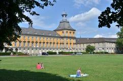 Universitet av Bonn Royaltyfria Foton