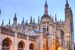 Universitet av Cambridge i Cambridge, England, UK Royaltyfri Foto