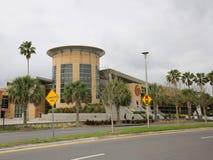Universitet av den centrala Florida rekreation- och Wellnessmitten Royaltyfri Bild
