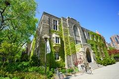 Universitet av den Toronto universitetsområdet Royaltyfri Foto