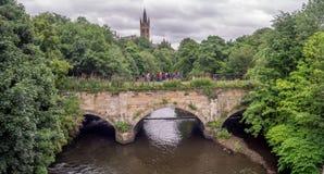 Universitet av Glasgow Arkivbild