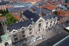 Universitet av Köpenhamnen Arkivfoto
