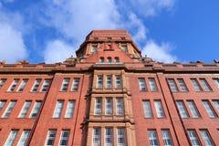 Universitet av Manchester arkivbilder