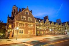 Universitet av Pennsylvania Fotografering för Bildbyråer