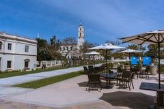 Universitet av San Diego Campus arkivfoton