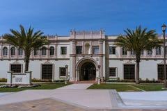 Universitet av San Diego Campus royaltyfri foto