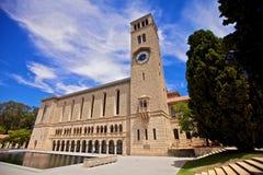 Universitet av västra Australien Arkivfoton