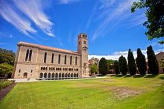 Universitet av västra Australien Arkivfoto