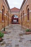 Universitet för Ca Foscari av Venedig (Universita Ca Foscari Venezia) Arkivfoton