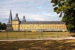 universitet i Bonn Arkivfoton