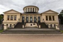 Universitet som bygger bonn Tyskland Royaltyfri Fotografi