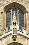 Universitetarkyrkan, Cambridge Fotografering för Bildbyråer