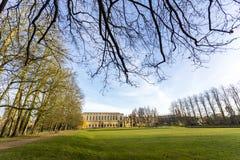 Universitetet av Cambridge är ett college- offentligt forskninguniversitet i Cambridge, England Grundat i 1209 Fotografering för Bildbyråer