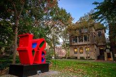 Universitetet av Pennsylvania Fotografering för Bildbyråer