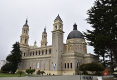 Universitetet av San Francisco, 7 royaltyfri bild