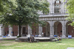Universitetet av Wien Arkivbild